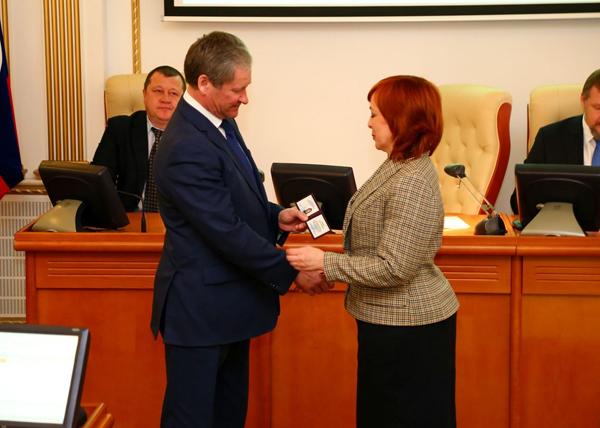 Алексей Кокорин, Елена Лукашук Фото: kurganobl.ru