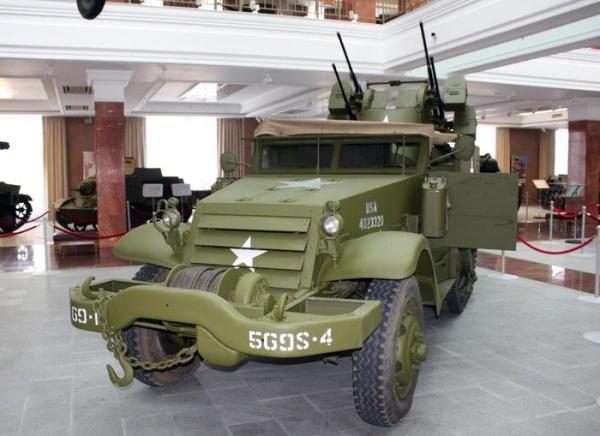 музей военной техники УГМК|Фото: УГМК