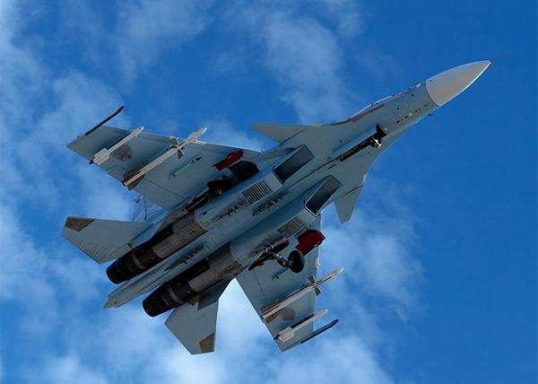 авиабаза Хмеймим в Сирии, самолет Фото: mil.ru