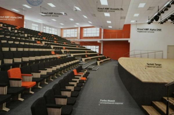 школа №23, строительство, Академический|Фото:http://akademekb.ru/