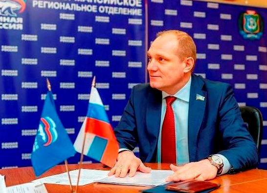 Александр Колодич, праймериз|Фото: пресс-служба Единой России