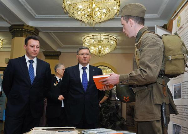 игорь холманских владимир якушев|Фото: gubernator.admtyumen.ru