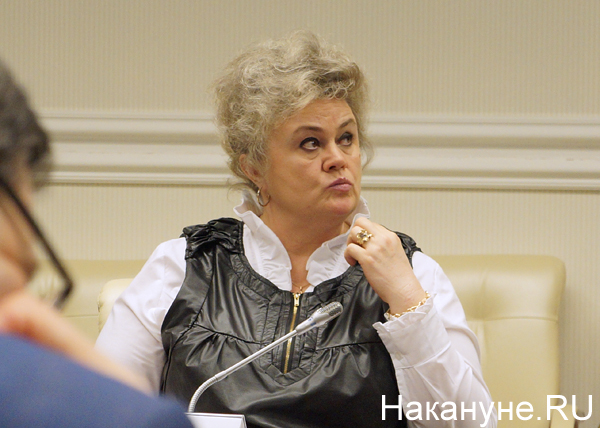 совет по информполитике в полпредстве, Татьяна Николаева|Фото: Накануне.RU