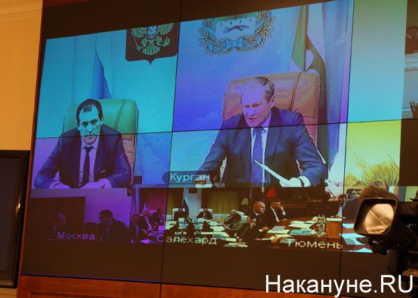 совет по информполитике в полпредстве, Алексей Кокорин|Фото: Накануне.RU