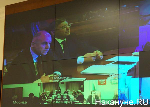 совет по информполитике в полпредстве, Владимир Якушев|Фото: Накануне.RU