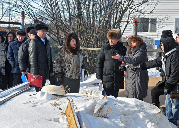 поселок винзили владимир якушев|Фото: gubernator.admtyumen.ru
