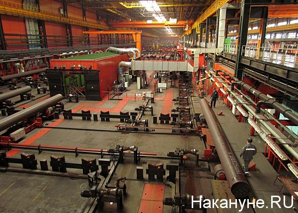 челябинский трубопрокатный завод чтпз цех высота 239|Фото: Накануне.ru