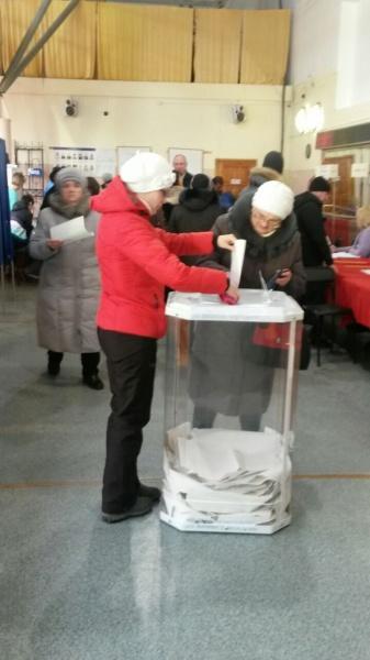 выборы Реж дума голосование|Фото: избирательная комиссия Свердловской области