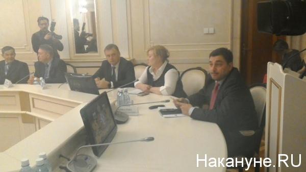 встреча Куйвашева с депутатами Режа|Фото: Накануне.RU