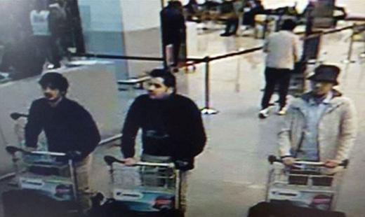 террористы, Бельгия, |Фото: France press