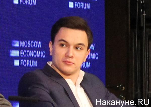 мэф московский экономический форум владислав жуковский|Фото: Накануне.RU