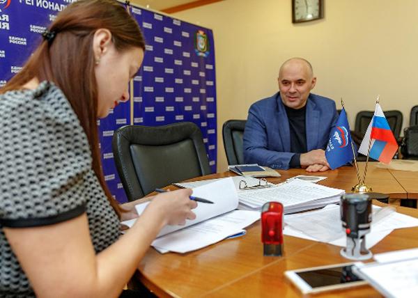 Андрей Филатов, праймериз|Фото: hmao.er.ru