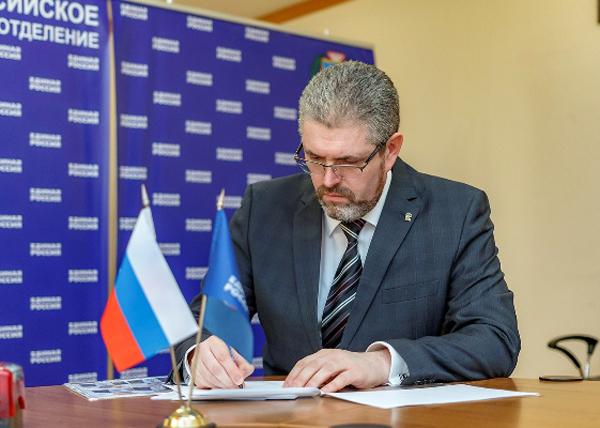 Сергей Дегтярев, депутат думы ХМАО, праймериз|Фото: hmao.er.ru