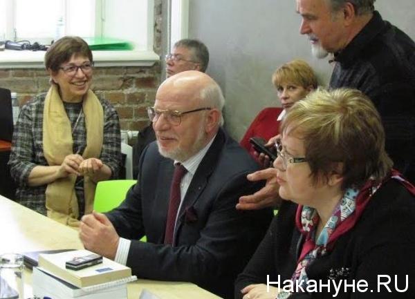 Михаил Федотов, Татьяна Мерзлякова|Фото: Накануне.RU