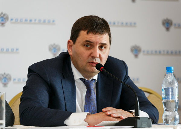 Алексей Борисов Уралуправтодор Фото: Уралуправтодор