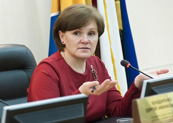 Надежда Красноярова, депутат думы Сургута, Сургутская городская дума|Фото: пресс-служба думы Сургута