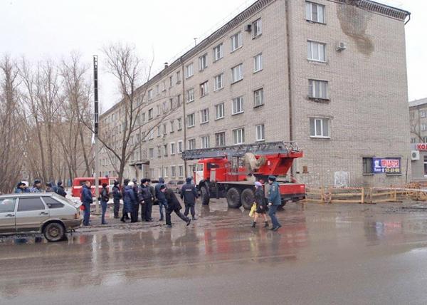Курган, ул. Станционная, 50 Фото: 45.mchs.gov.ru