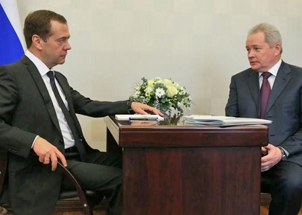 Дмитрий Медведев Виктор Басаргин|Фото: perm.ru