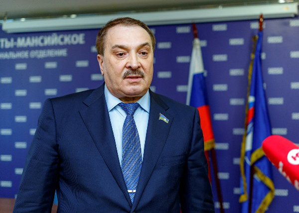 Сергей Великий, Праймериз Фото: hmao.er.ru