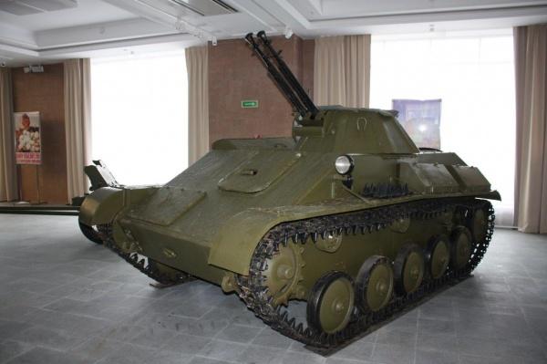 легкий зенитный танк Т-90|Фото:УГМК