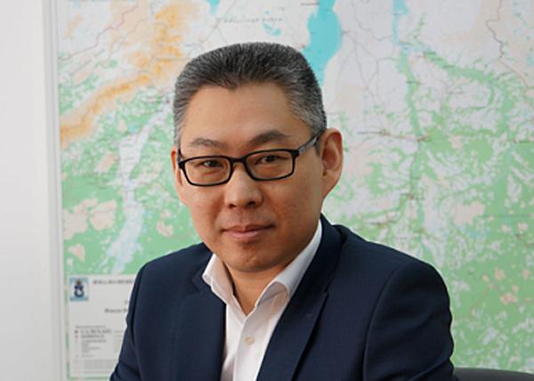 Виктор Югай, директор департамента АПК Ямала(2016) Фото: правительство.янао.рф