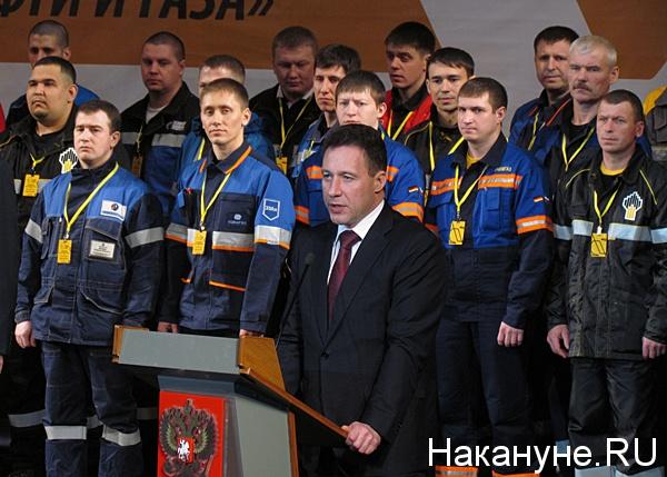 холманских игорь рюрикович полномочный представитель президента рф в урфо|Фото: Накануне.ru