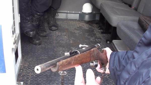 оружие обрез охотничье ружье|Фото: ГУ МВД РФ по Свердловской области