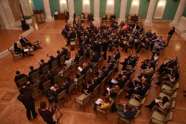 Борис Титов Фото:пресс-служба уполномоченного по правам предпринимателей при президенте РФ
