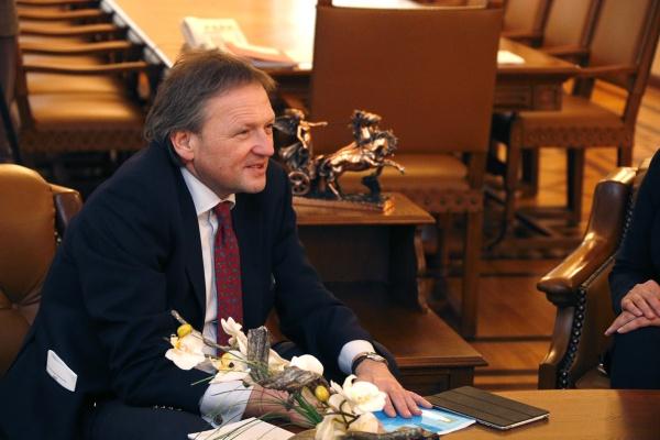 Борис Титов|Фото: Департамент информационной политики губернатора
