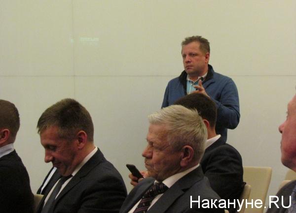 сстолыпинский клуб, Павел Неверов|Фото: накануне.ru