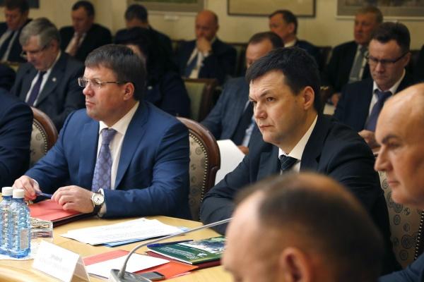 Евгений Куйвашев, заседание с главами|Фото: Департамент информационной политики губернатора