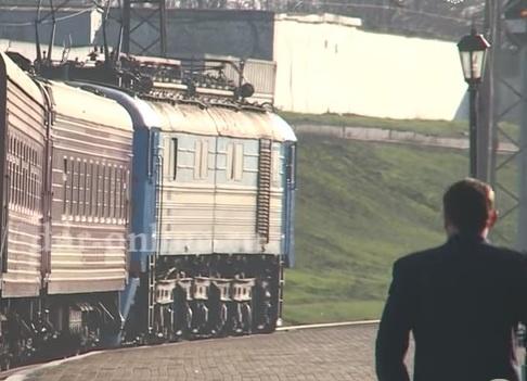 Поезд Ясиноватая-Успенка, ДНР|Фото: ДНР