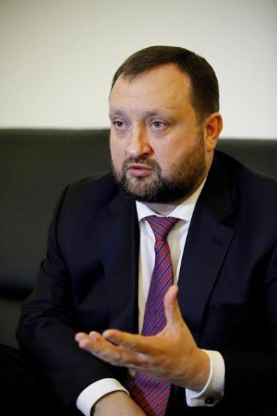 экс-вице-премьер Украины Сергей Геннадьевич Арбузов|Фото: пресс-служба Сергея Арбузова