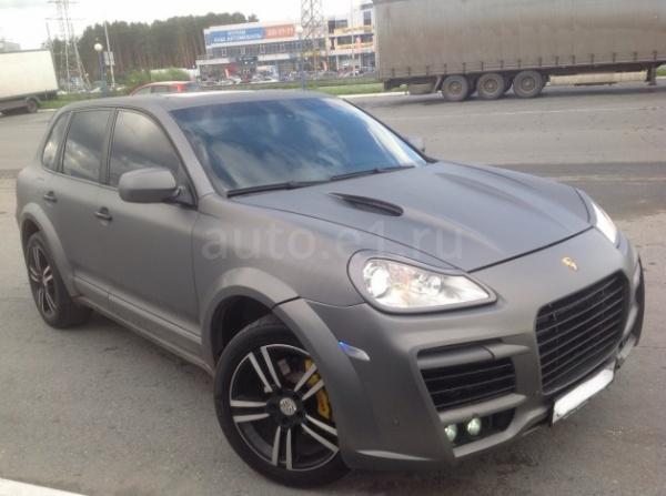 Porsche Фото: УФССП по Свердловской области