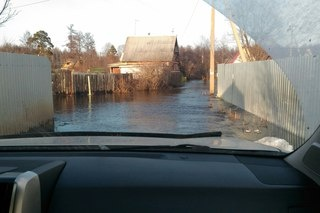 потоп, вода, затопление, паводок, Курганская область|Фото: МЧС