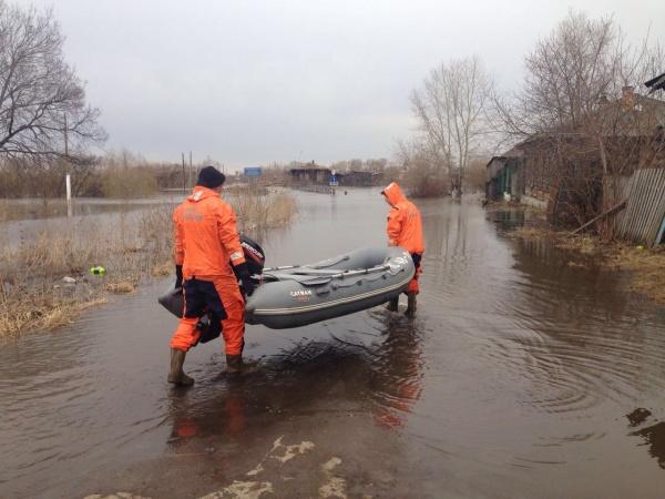паводок, потоп|Фото: ГУ МЧС России по Свердловской области