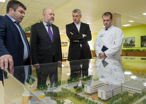 Сергей Носов, Павел Крашенинников|Фото: администрация Нижнего Тагила