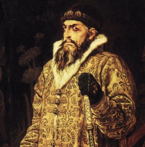 Иван Грозный, Иван IV, первый царь |Фото: images2.wikia.nocookie.net