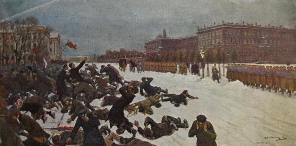9 января 1905, расстрел, кровавое воскресенье|Фото: dz-vestnik.ru