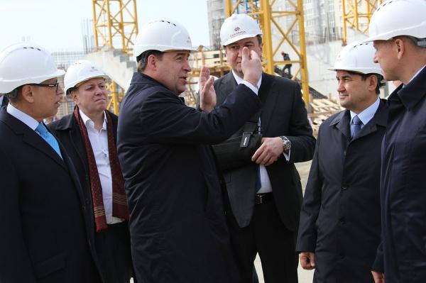 Куйвашев, Левитин|Фото: Департамент информационной политики губернатора