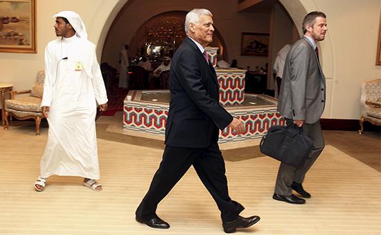 Доха, переговоры, нефть,  Фото: Reuters
