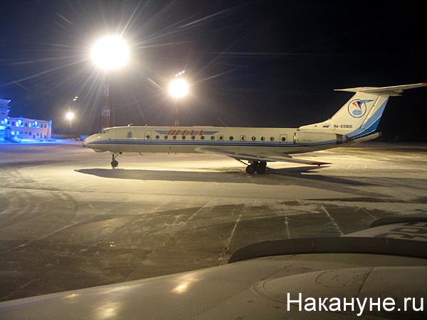 салехард аэропорт|Фото: Накануне.ru