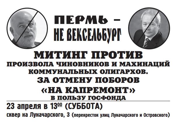 пск пермь митинг вексельберг басаргин пермский стандарт|Фото: permstandart.ru