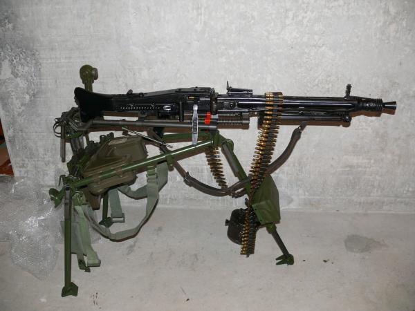 пулемет оружие|Фото: УФСБ России по Свердловской области