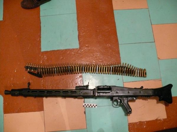 автомат оружие|Фото: УФСБ России по Свердловской области