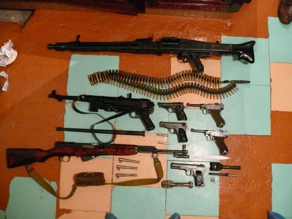арсенал оружие|Фото: УФСБ России по Свердловской области