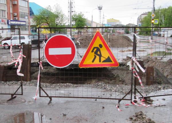 ремонт дорог, коммунальщики, Курган|Фото: water45.ru