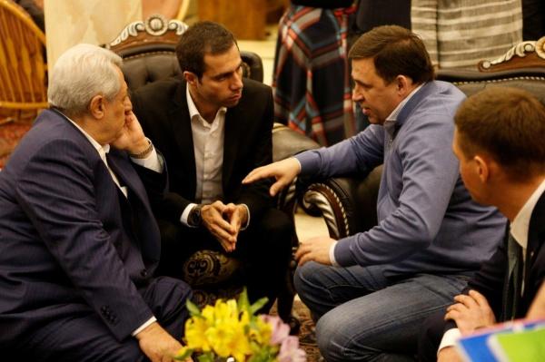 Евгений Куйвашев визит делегации Свердловской области в Иран|Фото: ДИП губернатора Свердловской области