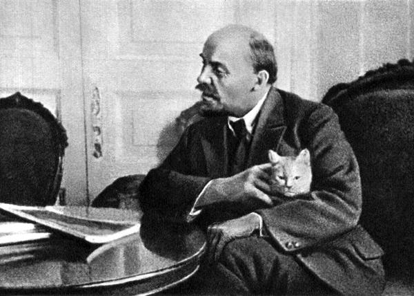 Ленин такой молодой, день рождения Ленина, 22 апреля|Фото: vizitki-ru.ru