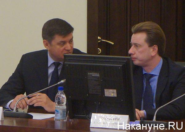 совет политических партий, Квитка, Бурматов|Фото: Накануне.RU